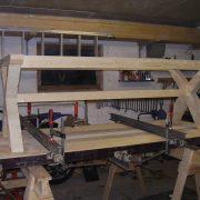 DR Tømrermester Snedkeri – bord 1