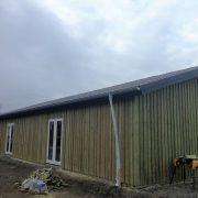 DR Tømrermester – bygning af hal 12