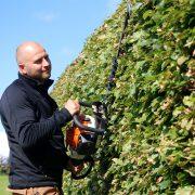 DR Tømrermester – haveservice – hækklipning