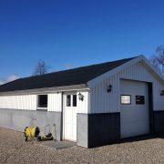 DR-Tømrermester – ny garage 1