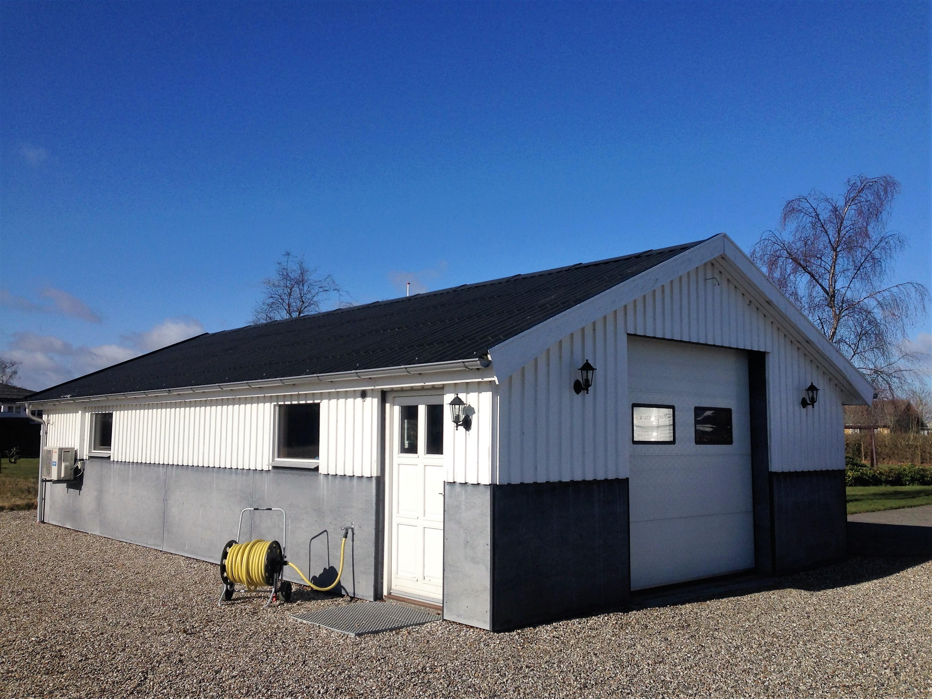 Alt i nybygning og tilbygning i hele landet d r for Garage ad gap