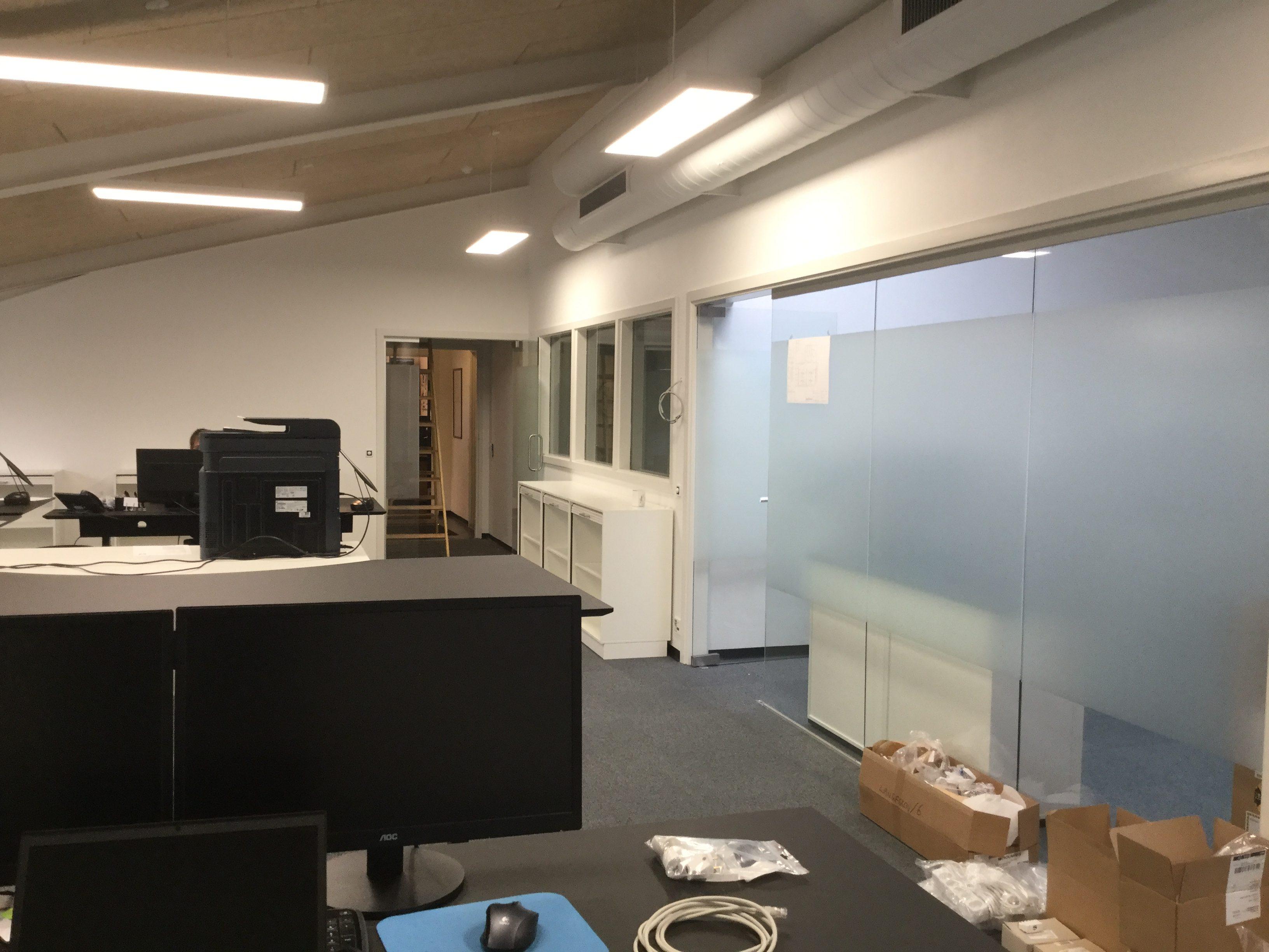 DR Tømrermester – nye kontorer på Nedschroef 12