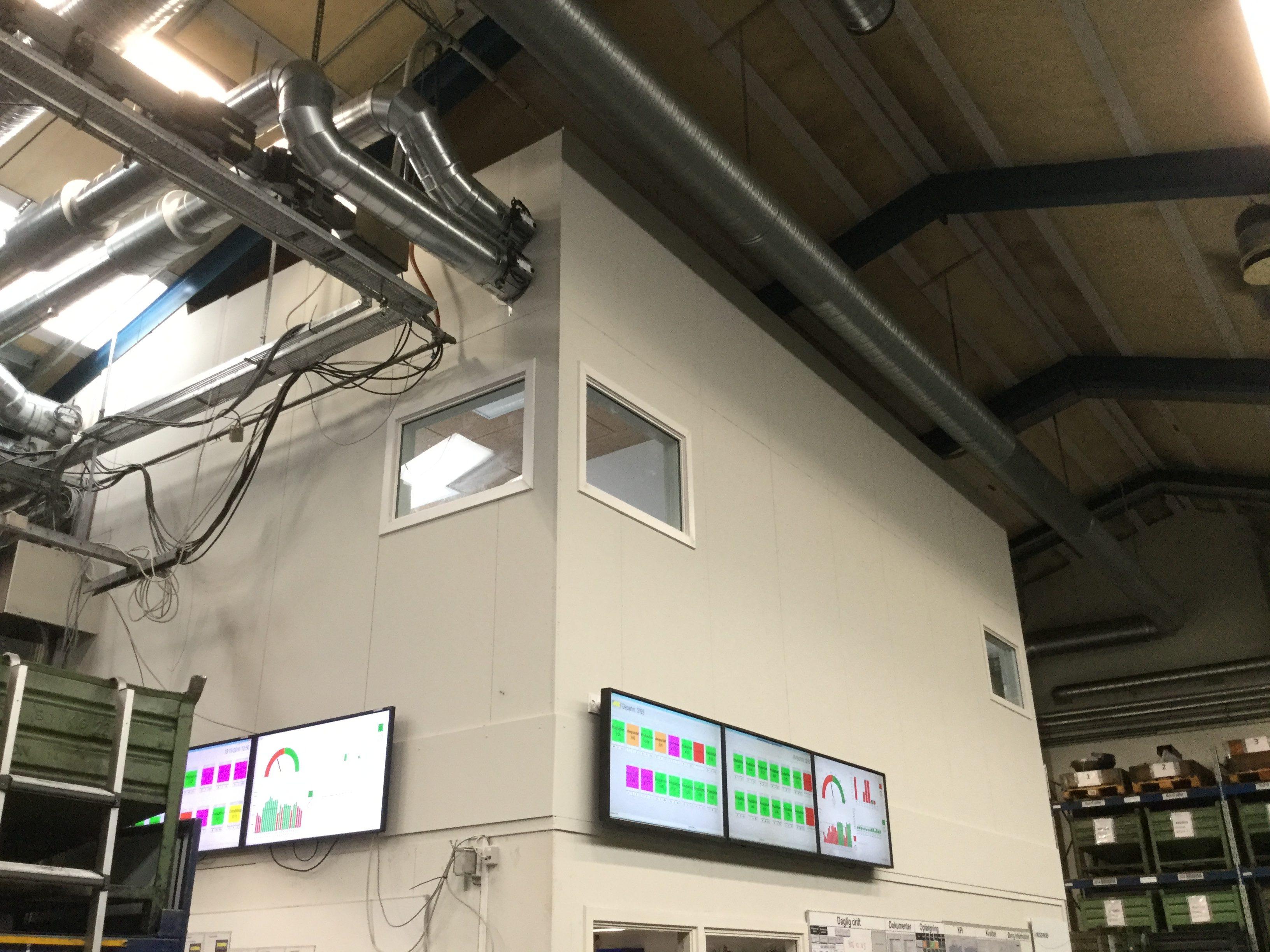 DR Tømrermester – nye kontorer på Nedschroef 15