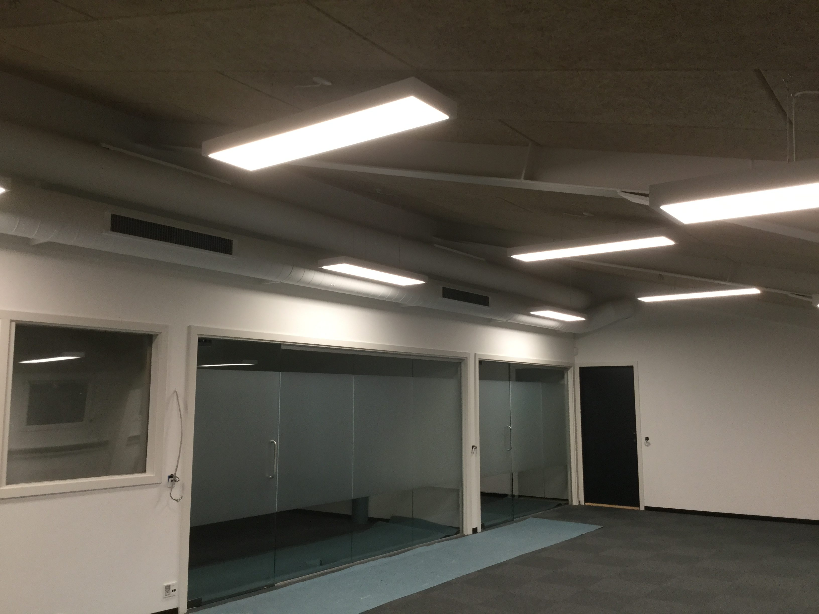 DR Tømrermester – nye kontorer på Nedschroef 7