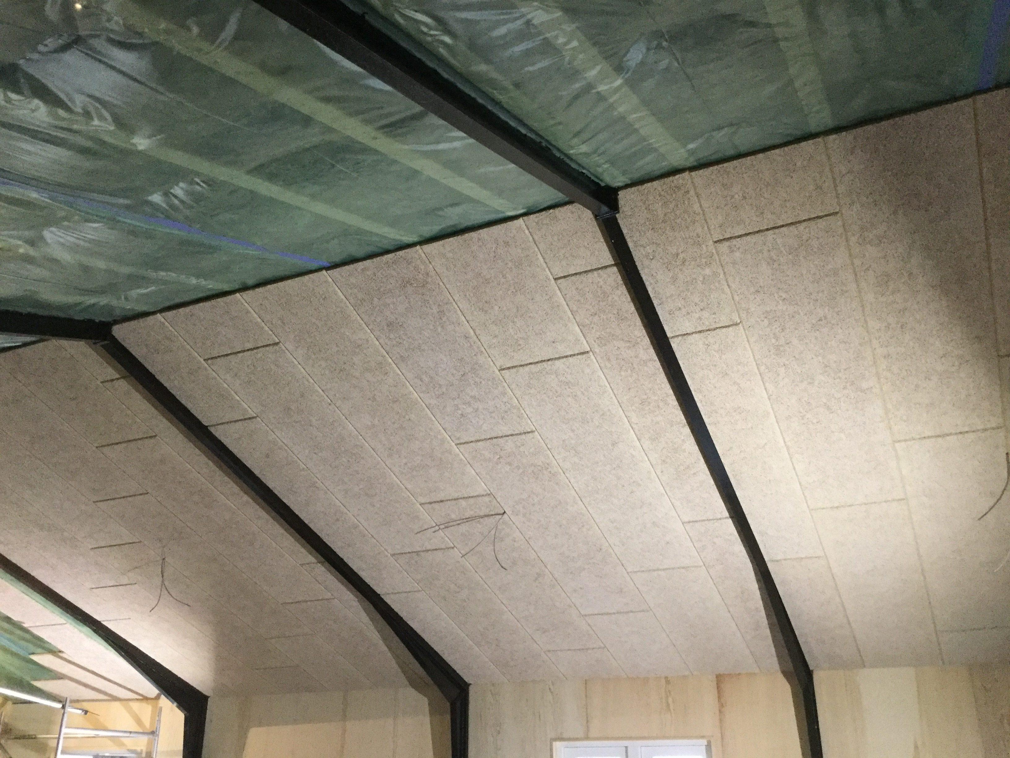 DR Tømrermester – nyt loft på værksted 2
