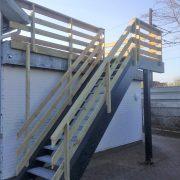 DR. Tømrermester – terrasse 13