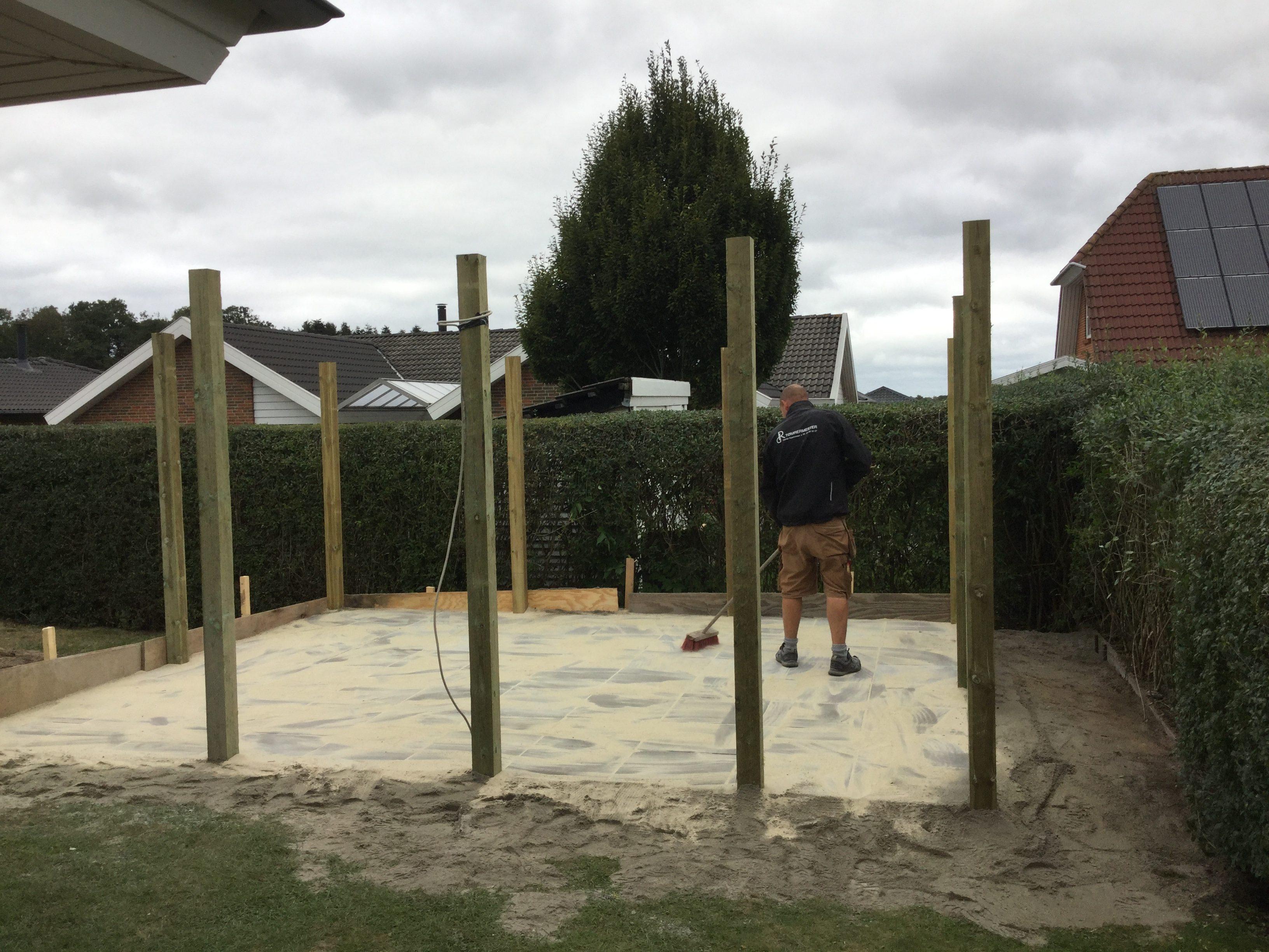 DR Tømrermester – isoleret haveskur 2