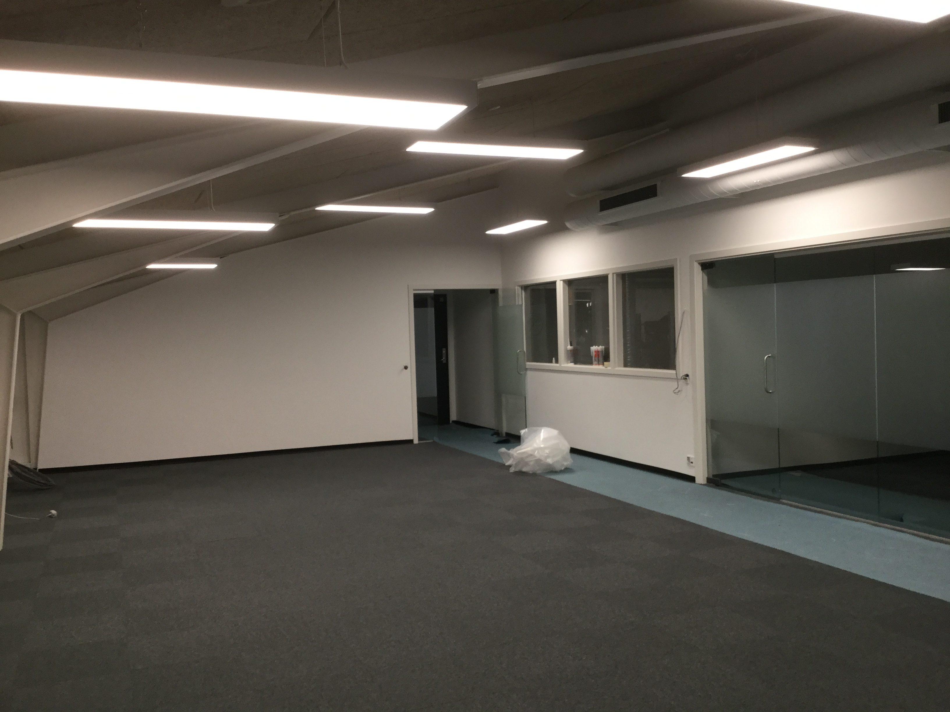 DR Tømrermester – nye kontorer på Nedschroef 5