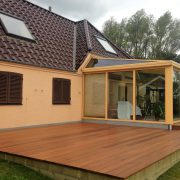 DR. Tømrermester – terrasse